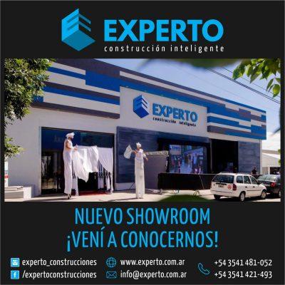 Flyer Nuevo Showroom