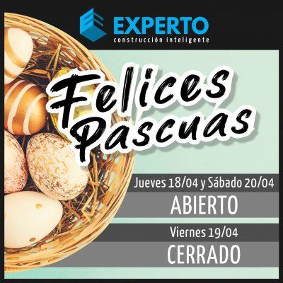 Flyer Pascuas