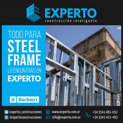 Flyer SteelFrame